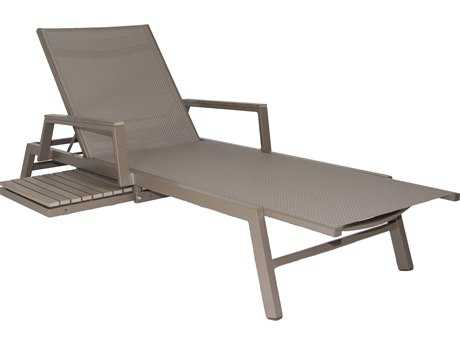Patio Heaven Riviera Aluminum Chaise Lounger