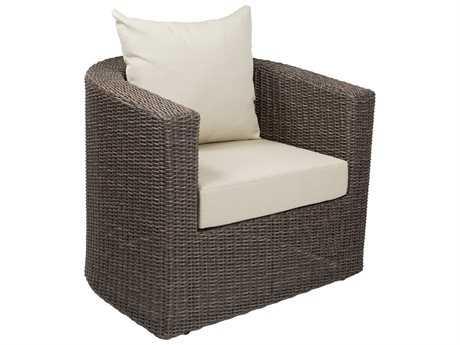 Patio Heaven Palomar Wicker Club Chair