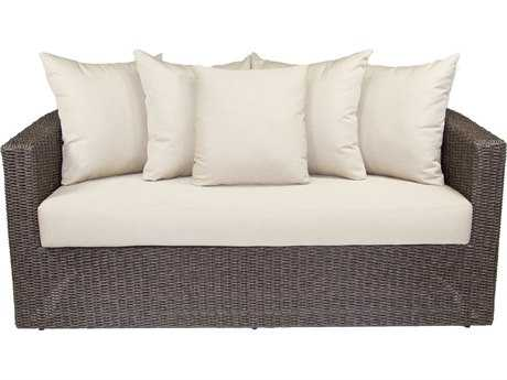 Patio Heaven Palomar Wicker Sofa
