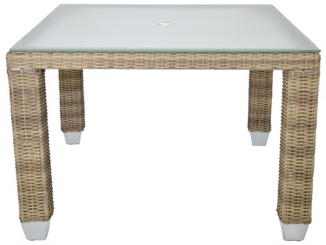 Patio Heaven Palisades Square Dining Table