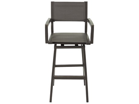Patio Heaven Riviera Swivel Bar Chair
