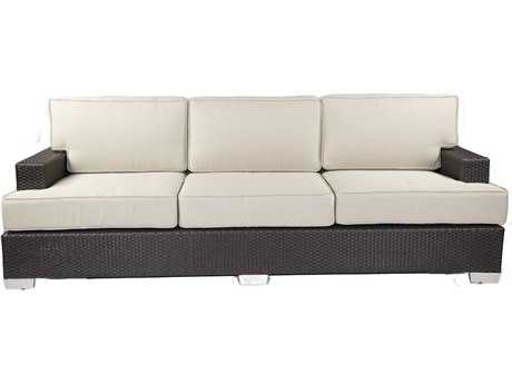 Patio Heaven Signature - Palisades Wicker Sofa