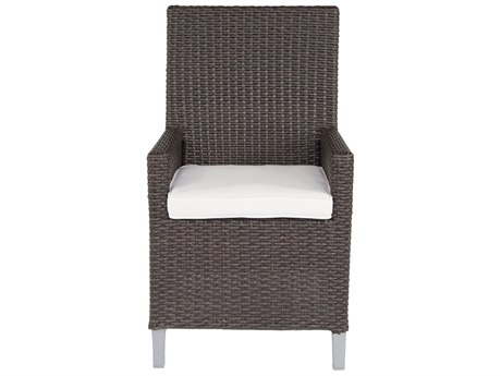 Patio Heaven Signature Dining Arm Chair