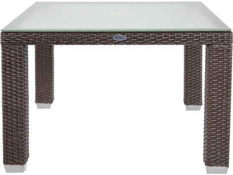 Patio Heaven Signature Square Dining Table