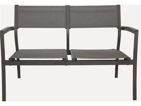 Patio Heaven Riviera Aluminum Loveseat