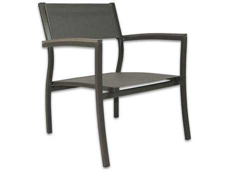 Patio Heaven Riviera Aluminum Club Chair
