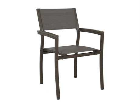Patio Heaven Riviera Aluminum Dining Chair