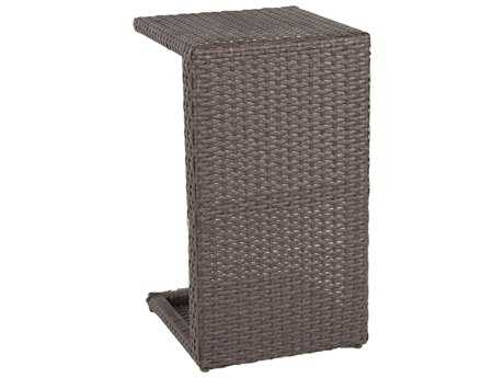 Patio Heaven Signature - Palisades Wicker Utility Table