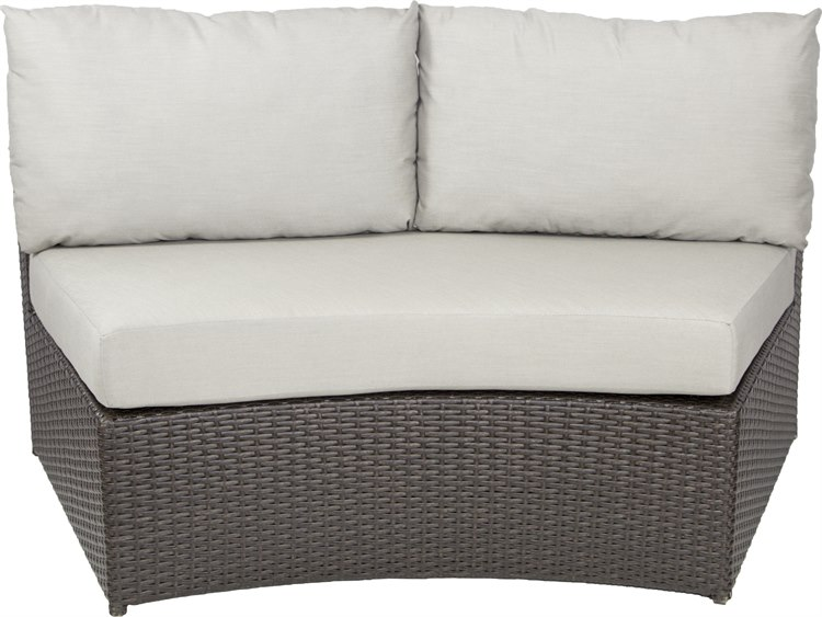 Patio Heaven Vallejo Center Loveseat PatioLiving