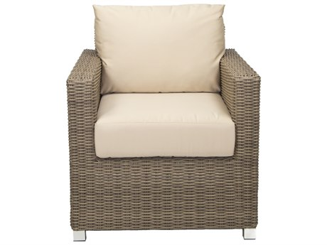 Patio Heaven Venice Club Chair Grey