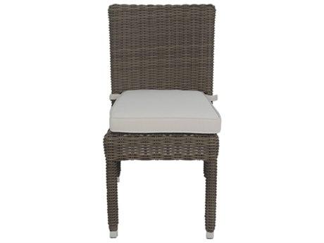Axcess Inc. Venice Zuma Side Chair-Grey PatioLiving