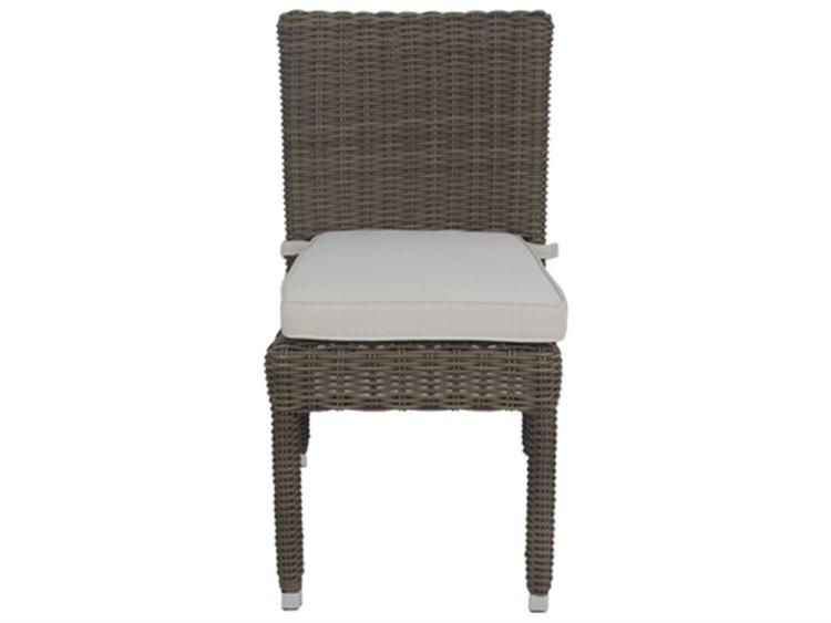 sc 1 st  PatioLiving & Patio Heaven Venice Zuma Side Chair-Grey | VEN-G1DC1