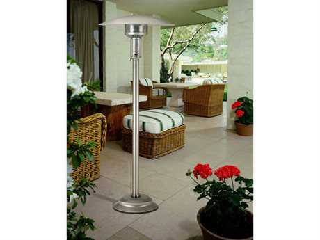 Patio Comfort Stainless Steel Portable Natural Gas Heater