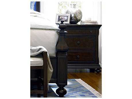 Paula Deen Home Down Home Molasses Nightstand