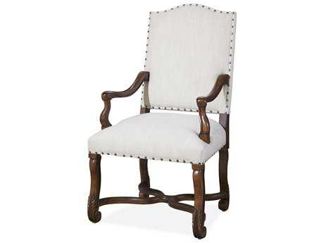Paula Deen Home Dogwood Low Tide Paula & Michael Host & Hostess Dining Arm Chair (Sold in 2)