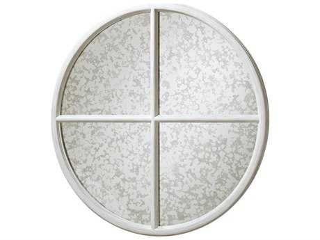 Paula Deen Home Dogwood Blossom 38'' Round Wall Mirror