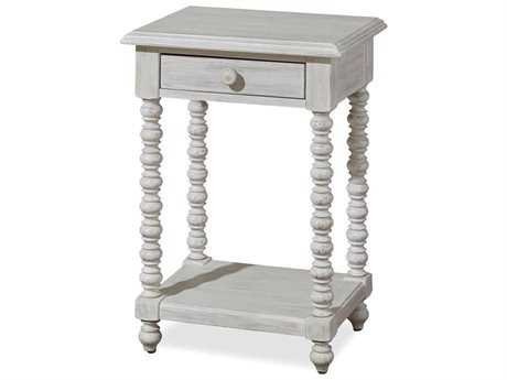 Paula Deen Home Dogwood Blossom 18''L x 14''W Rectangular End Table