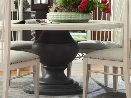 Paula Deen Home Bungalow Bluff & Shingle 61'' Wide Round Dining Table