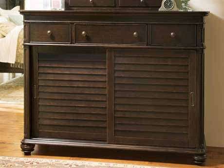 Paula Deen Home Tobacco The Lady Three Drawers Single Dresser