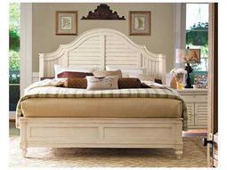 Paula Deen Home Linen Steel Magnolia California King Panel Bed
