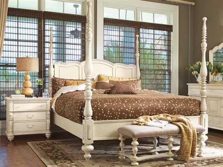 Paula Deen Home Linen Savannah King Panel Bed