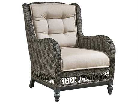 Paula Deen Outdoor Dogwood Wicker Lounge Chair