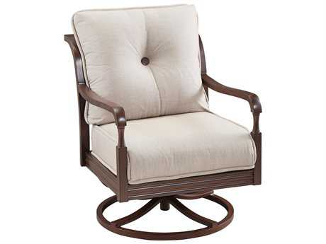 Paula Deen Outdoor River House Lounge Swivel Chair PDO17004169