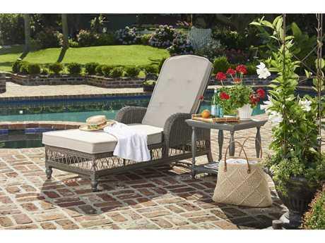Paula Deen Outdoor Dogwood Wicker Chaise Set