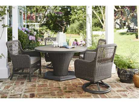 Paula Deen Outdoor Dogwood Wicker Dining Set