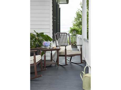Paula Deen Outdoor River House Aluminum Porch Rocker Set