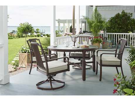 Paula Deen Outdoor River House Aluminum Dining Set