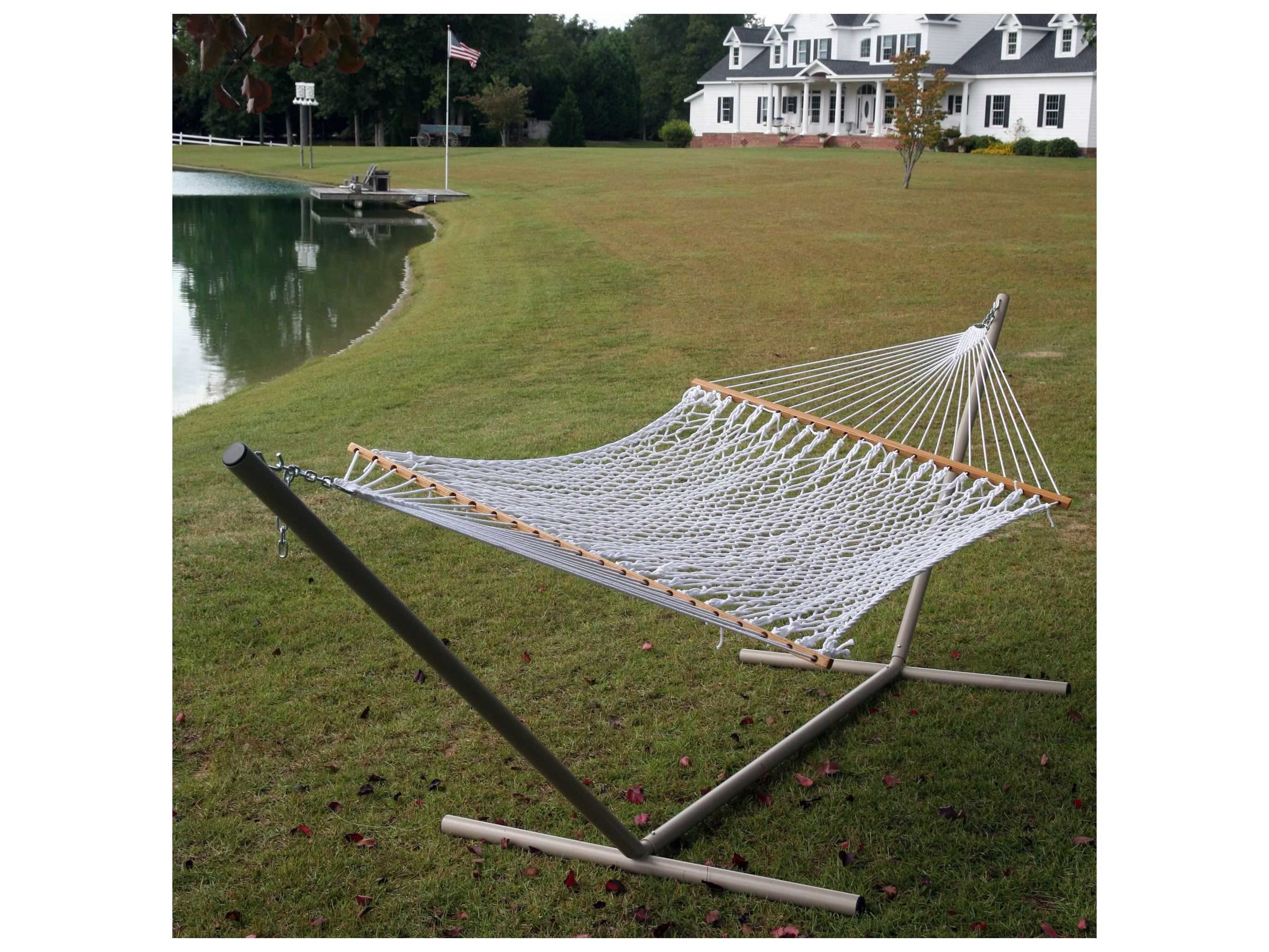 hammock pawleys rope com shop island beige chair at lowes pd