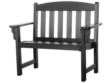 Pawleys Island Porch Furniture Recycled Plastic Bench