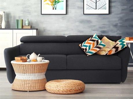 Pezzan Komodo Mira Dark Grey Sofa Bed