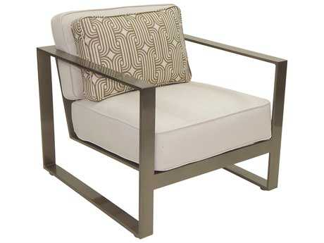 Castelle Park Place Deep Seating Cushioned Lounge Chair