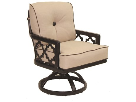 Castelle Belle Epoque Cushion Cast Auminum Swivel Rocker
