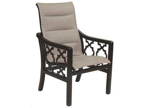 Castelle Belle Epoque Sling Cast Auminum Dining Chair