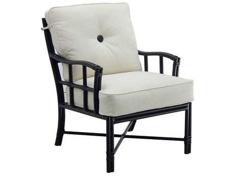 Castelle Resort Fusion Cushion Aluminum Dining Arm Chair PatioLiving