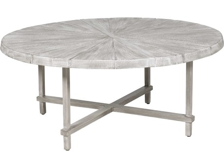 Biltmore Antler Hill Aluminum 42'' Wide Round Chat Table