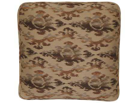 Castelle 17 Square Throw Pillow w/ 1/4 Welt