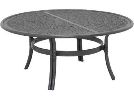 Castelle Resort Fusion Aluminum 42''Wide Round Coffee Table