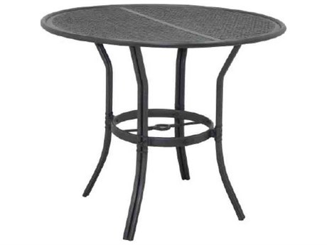 Castelle Resort Fusion Aluminum 42''Wide Round Counter Height Table