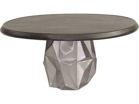 Castelle Arcadia Aluminum 54 Round Dining Table