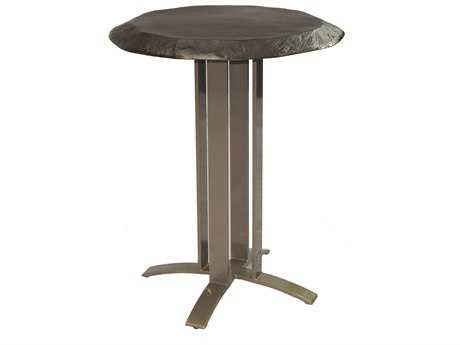 Castelle Moderna Cast Aluminum 28 Round Counter Table
