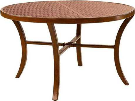 Castelle Heritage Aluminum 54 Round Dining Table