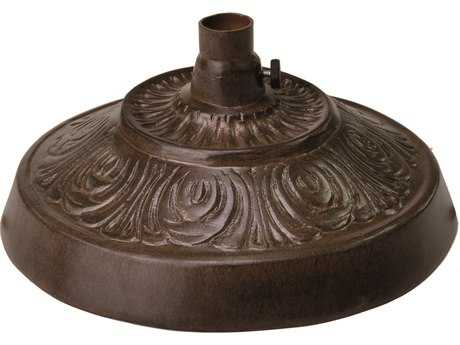 Castelle Cast Umbrella Base Floral Design ( 47 Lbs.)