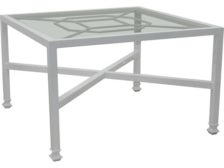 Castelle Barclay Butera Aluminum 44W x 46W Square Dining Table