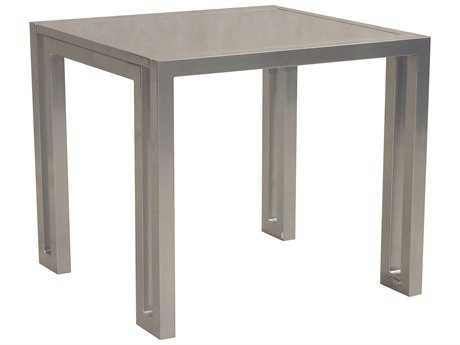 Castelle Icon Cast Aluminum 32 Square Dining Table
