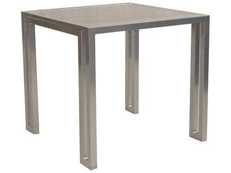 Castelle Icon Cast Aluminum 32 Square Counter Table