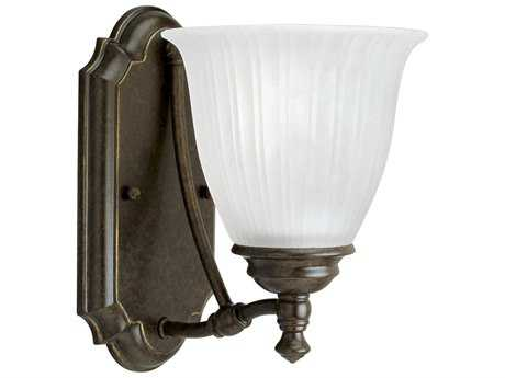 Progress Lighting Renovations Forged Bronze Wall Sconce (Sold in 2)